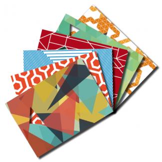 Musterpostkarten | Collection No. 1